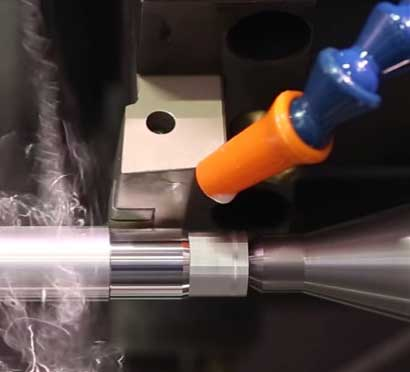 CNC Turning in DH